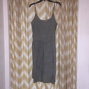 XL Tall Old Navy Black and White Dress